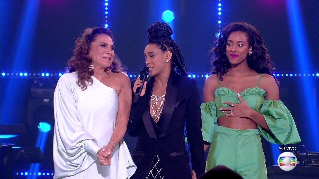 Totia Meireles e Yara Charry deixam o 'PopStar' na segunda etapa da final