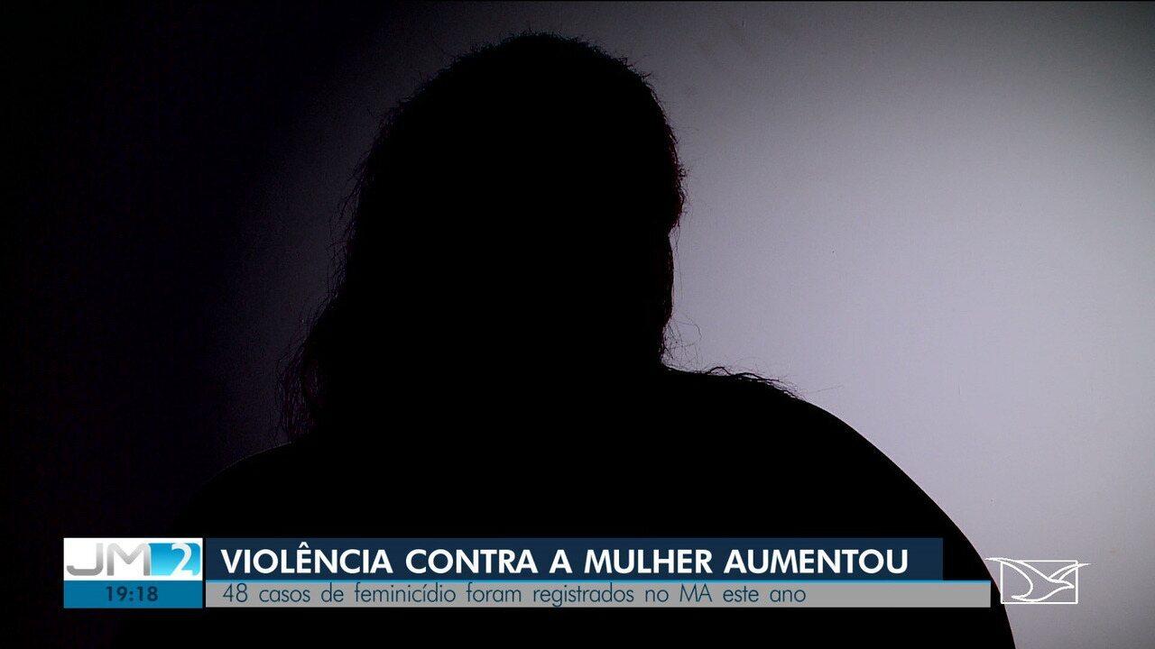 Aumenta o número de casos de feminicídio no Maranhão