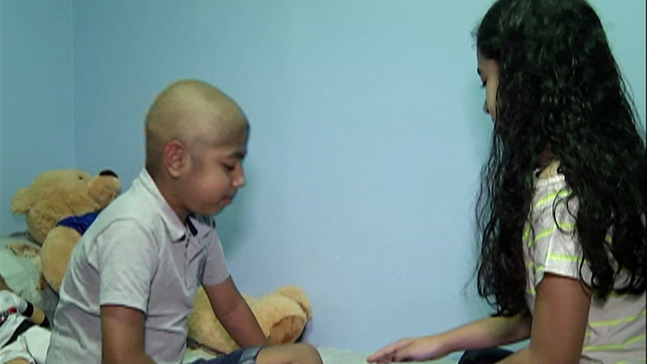 Resultado de imagem para Família encerra ano com vitória na luta contra uma doença rara