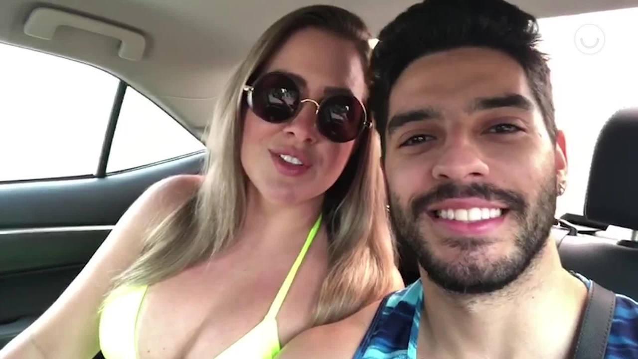 Patrícia Leitte do BBB18 apresenta namorado