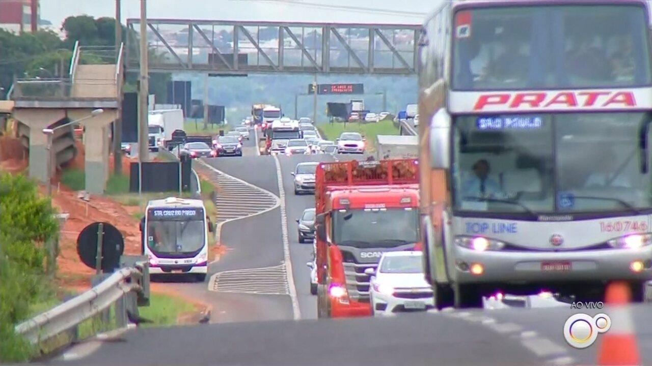 Polícia Rodoviária registra oito mortes no trânsito durante operação Ano Novo na região
