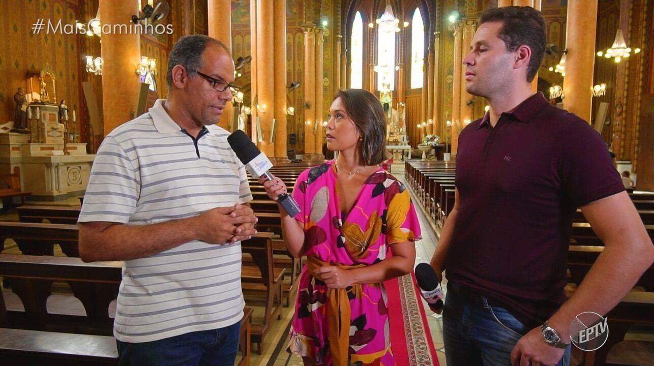 O 'Turistando' desde sábado (04) explora Santa Rita do Passa Quatro (SP)