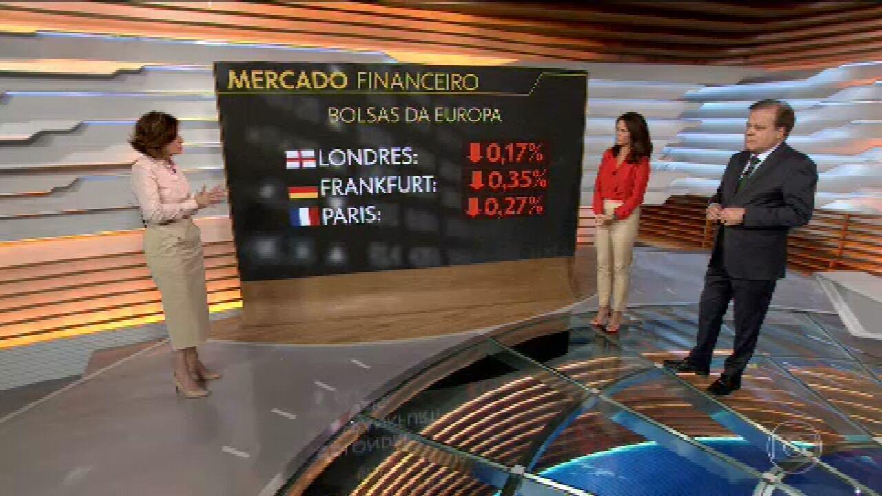Miriam Leitão: ataque às bases americanas repercute no mercado financeiro