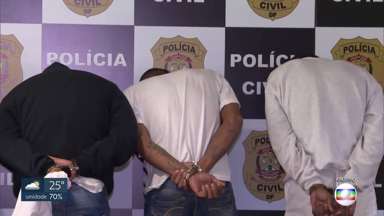 Polícias do DF deixam de divulgar nome de presos para respeitar Lei de Abuso de Autoridade