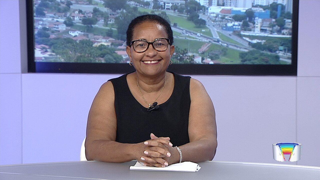 Prefeita de Ilhabela, Gracinha (PSD), é entrevistada no Link Vanguarda