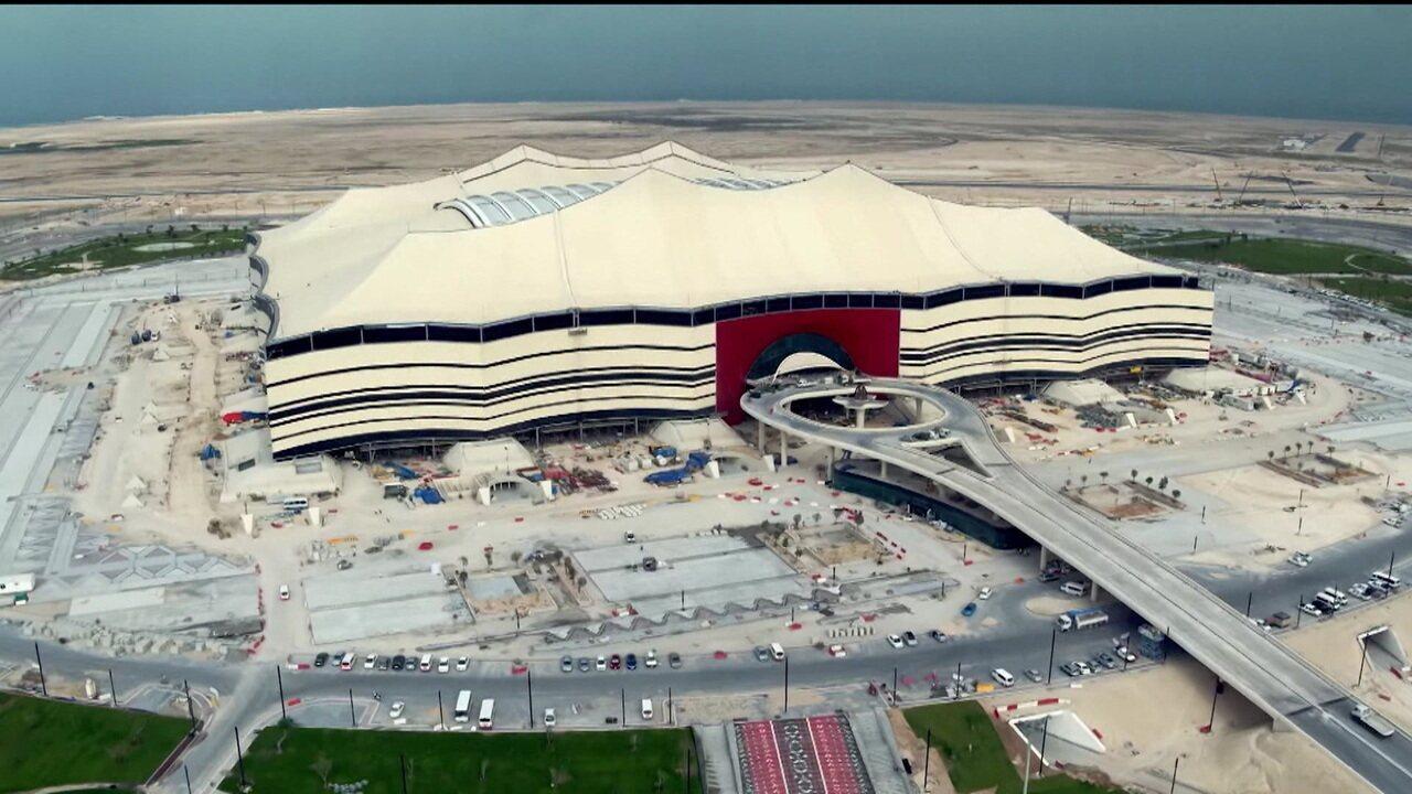 Copa do Catar em 2022 vai contar com novas instalações
