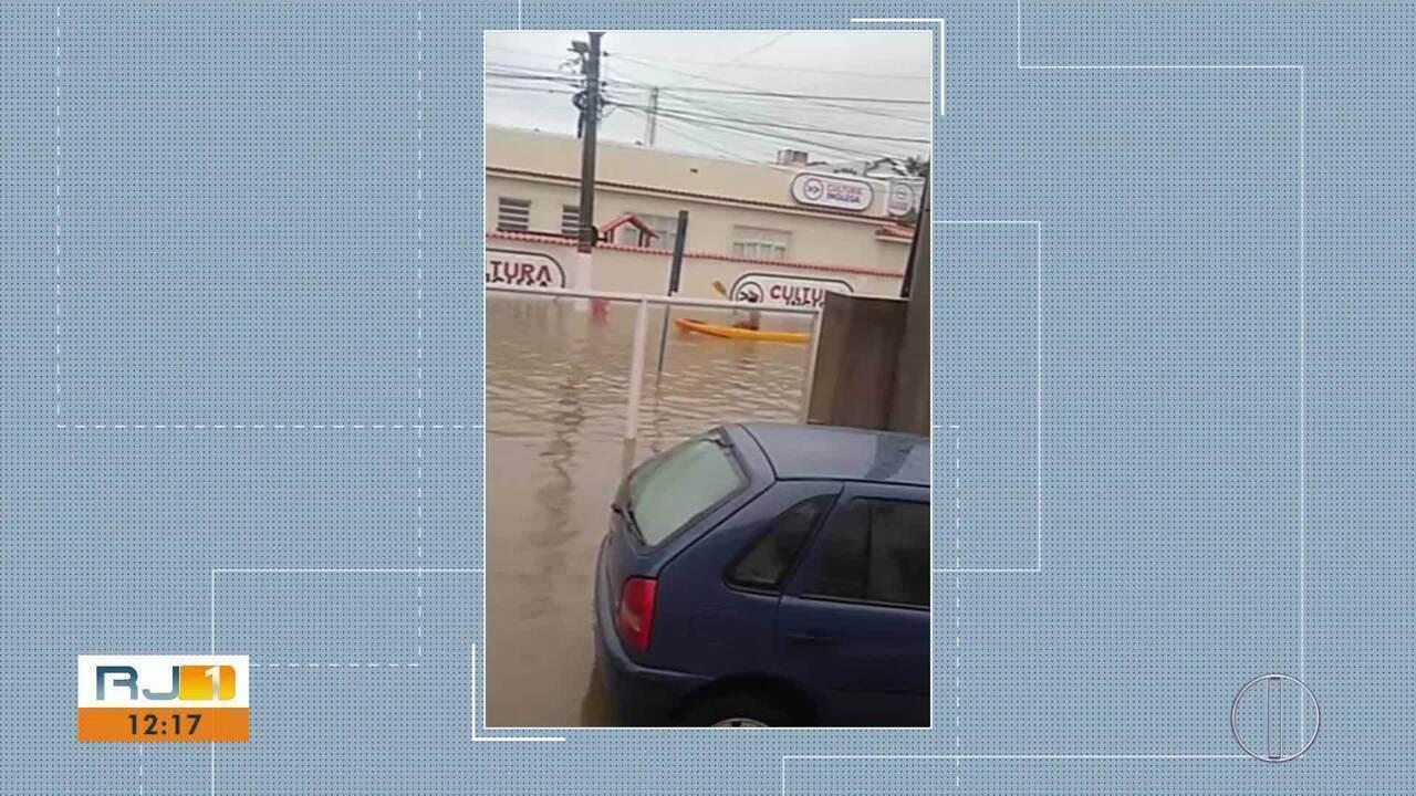 Maricá, RJ, tem vários pontos sem acesso na cidade
