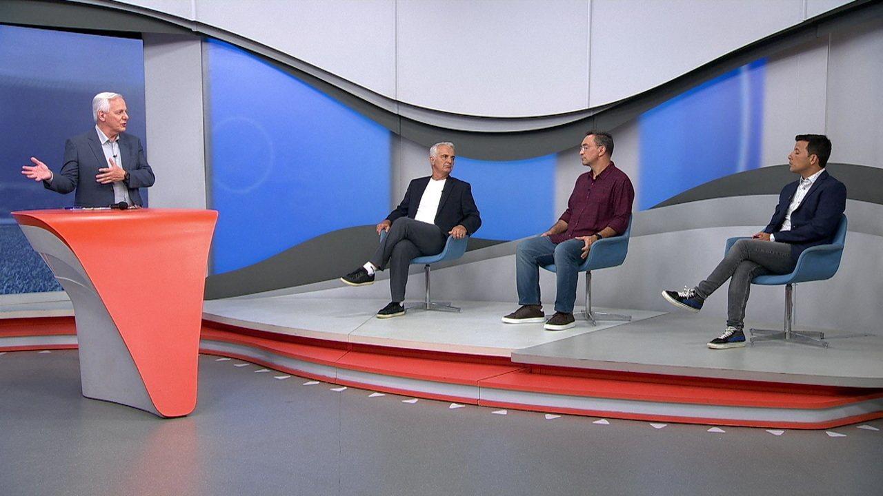 Comentaristas analisam a contratação de Michael pelo Flamengo