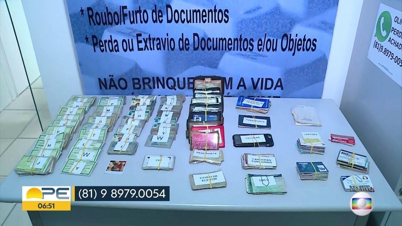 Olinda registra mais de 700 documentos perdidos durante as prévias