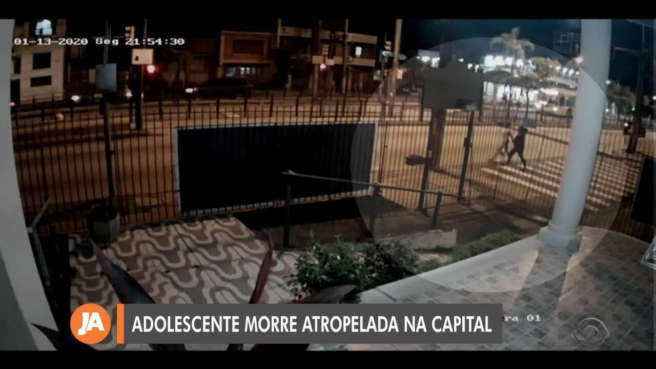 Mãe e filha são atropeladas em avenida da Zona Leste de Porto Alegre