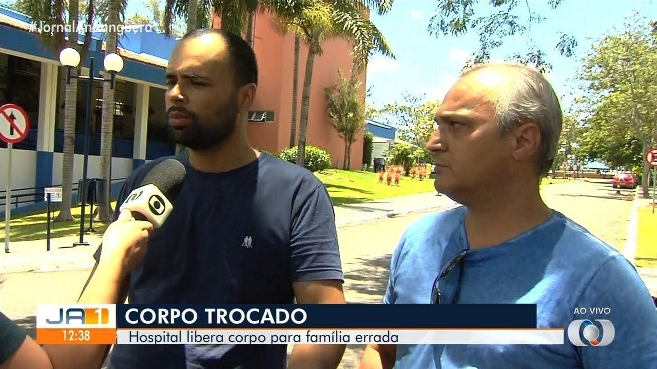 Hospital libera corpo para família errada em Goiânia