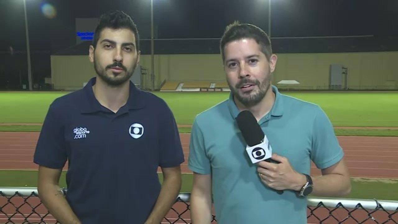 Boletim do Corinthians: repórteres trazem informações do Timão para estreia no Torneio da Flórida