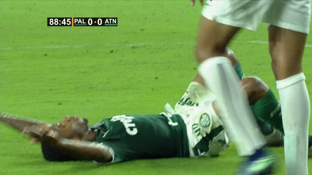Melhores momentos de Palmeiras 0 (10) x(9) 0 Atlético Nacional pelo Torneio da Flórida