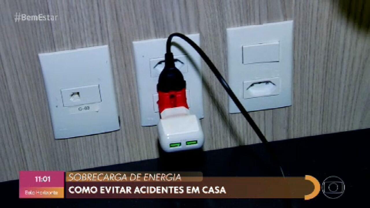 O perigo da sobrecarga de eletrodomésticos