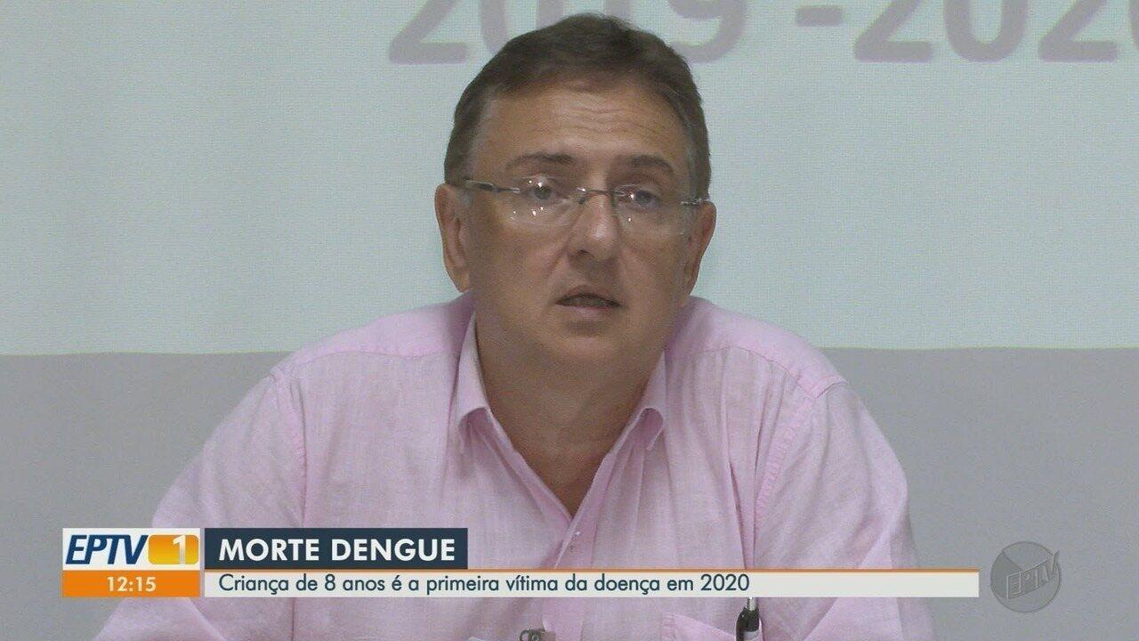 Criança morre por suspeita de dengue hemorrágica em Ribeirão Preto