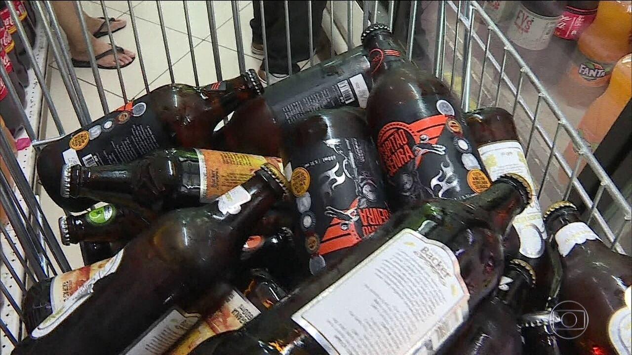 Mais 11 lotes de cervejas Backer estão contaminados, diz Ministério