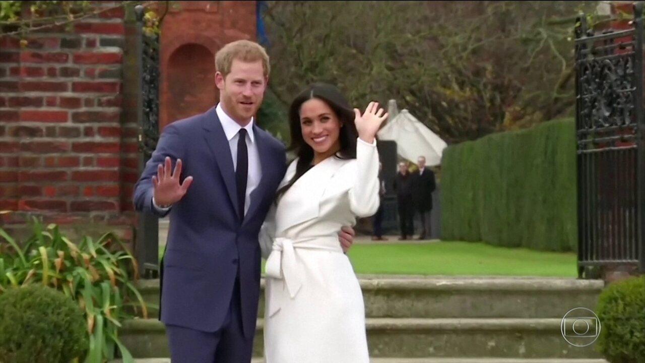 Harry e Meghan deixarão de usar o título de alteza real
