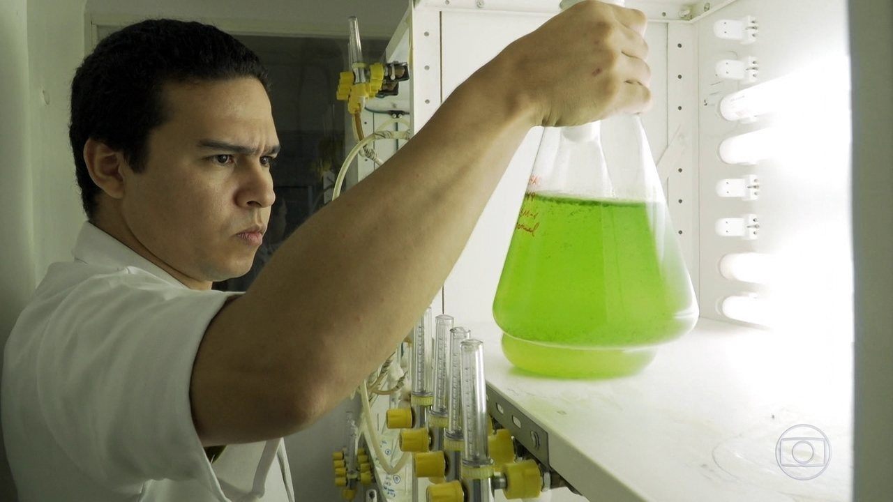 Pesquisadores avaliam a geosmina, substância que alterou cheiro e sabor da água no Rio
