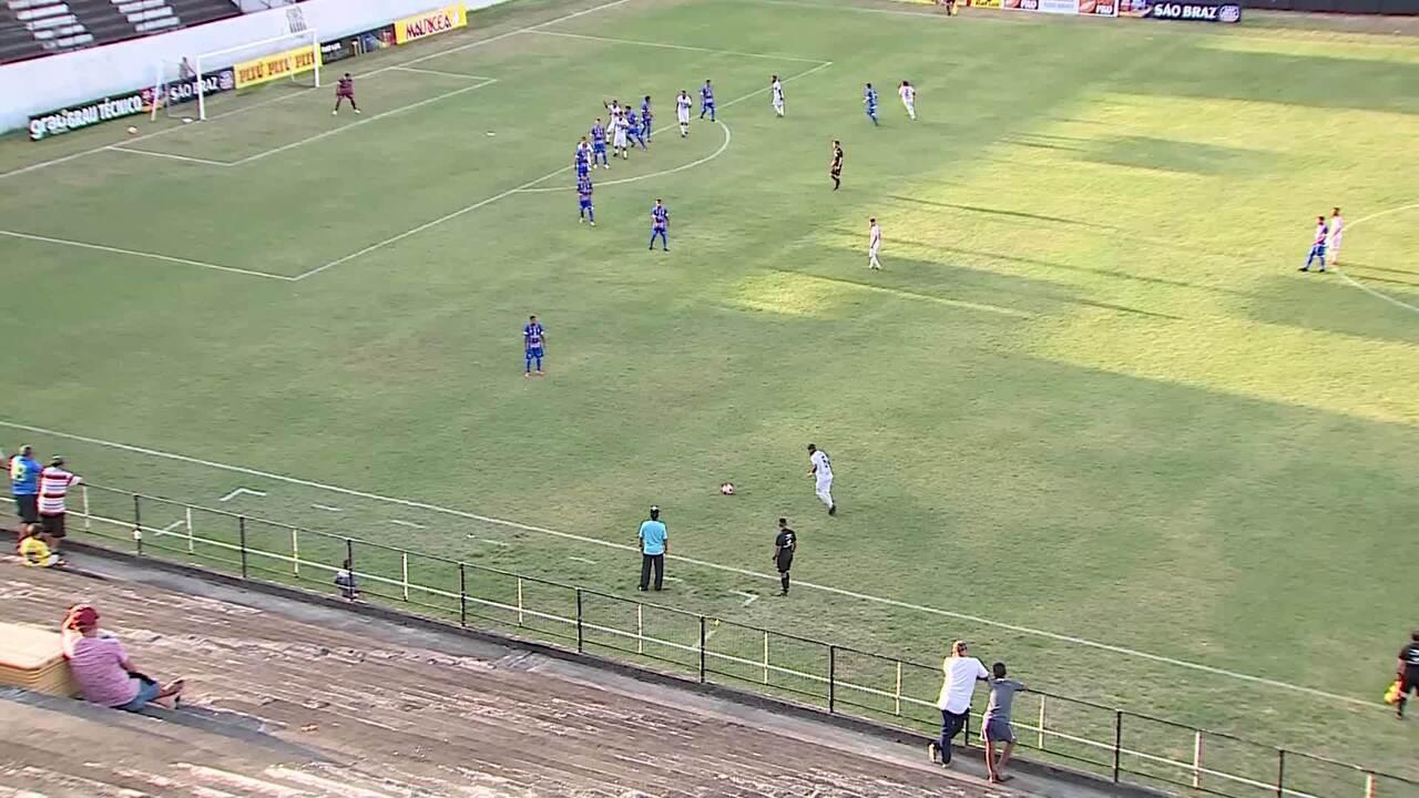 Gol de Vitória-PE 0 x 1 Decisão