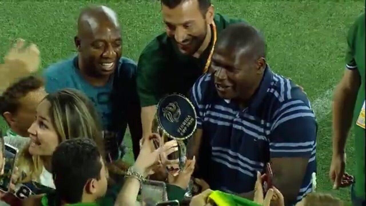 Palmeiras é campeão do Torneio da Flórida