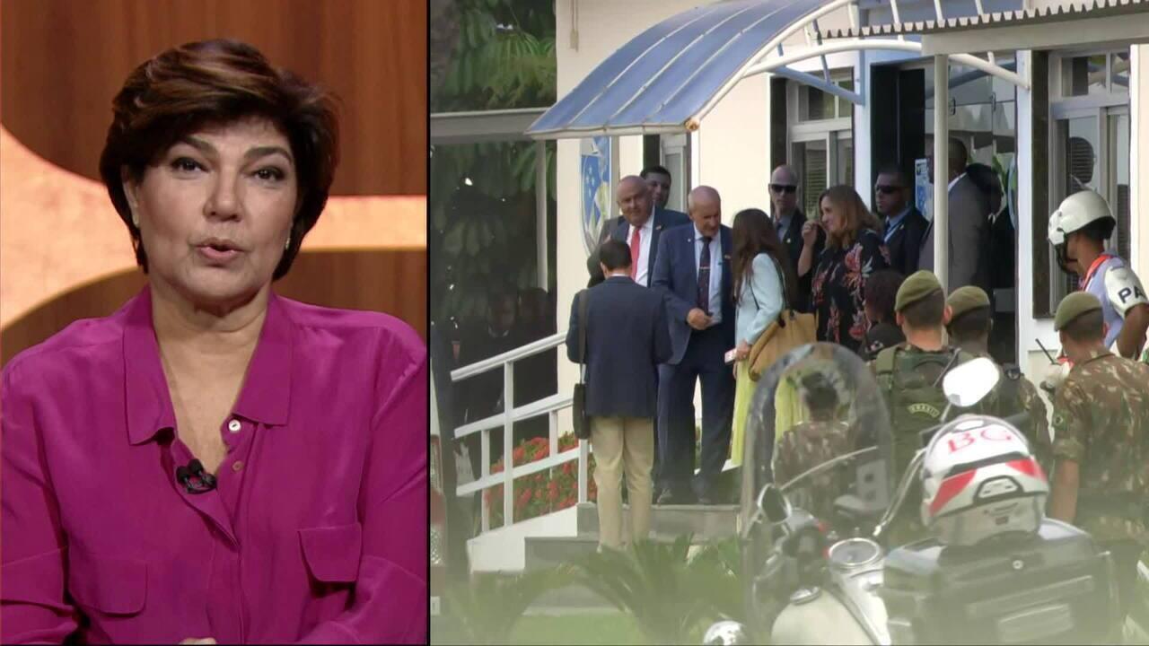 Cris Lôbo: 'Governo já dá como certo a ida de Regina Duarte para a Cultura'