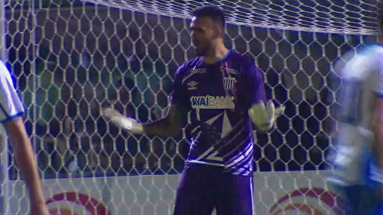 Melhores momentos de Chapecoense 0 x 0 Avaí pelo Catarinense