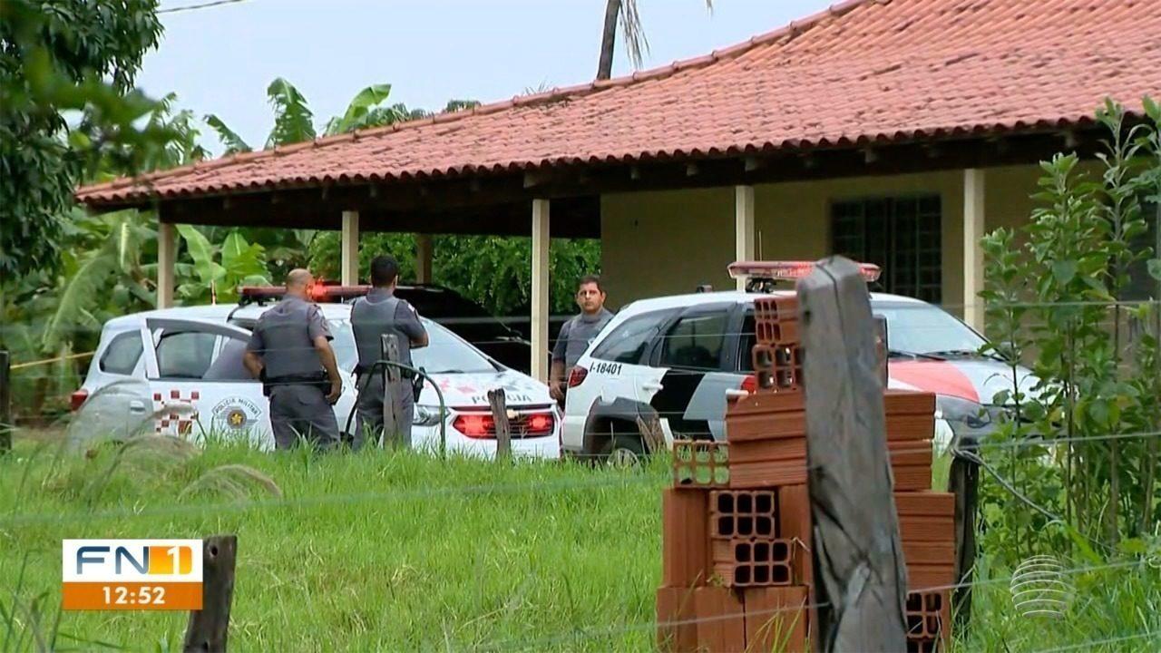 Vereador e esposa são encontrados mortos a tiros em Santo Expedito