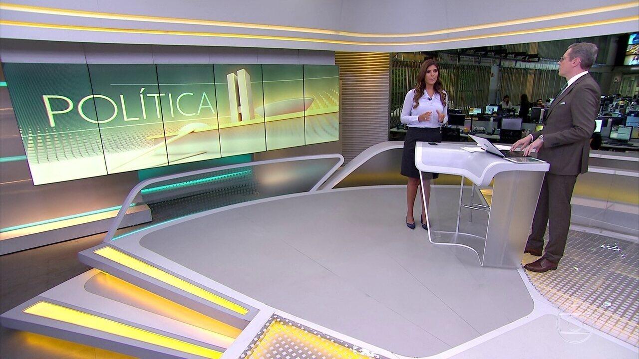 Presidente Jair Bolsonaro analisa separar o ministério da Justiça e Segurança Pública