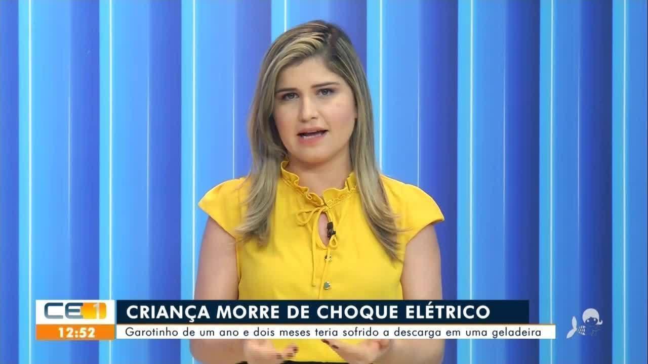 Criança morre de choque elétrico em Assaré