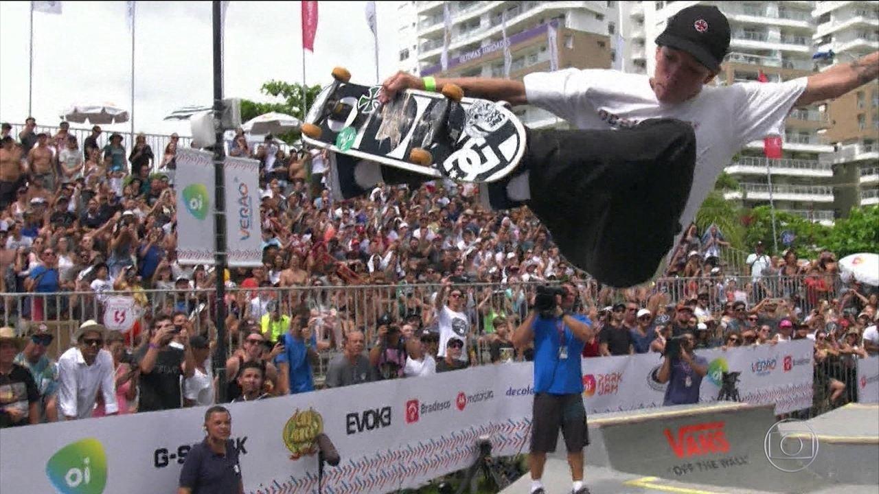 Florianópolis recebe Circuito Brasileiro de Skate Park
