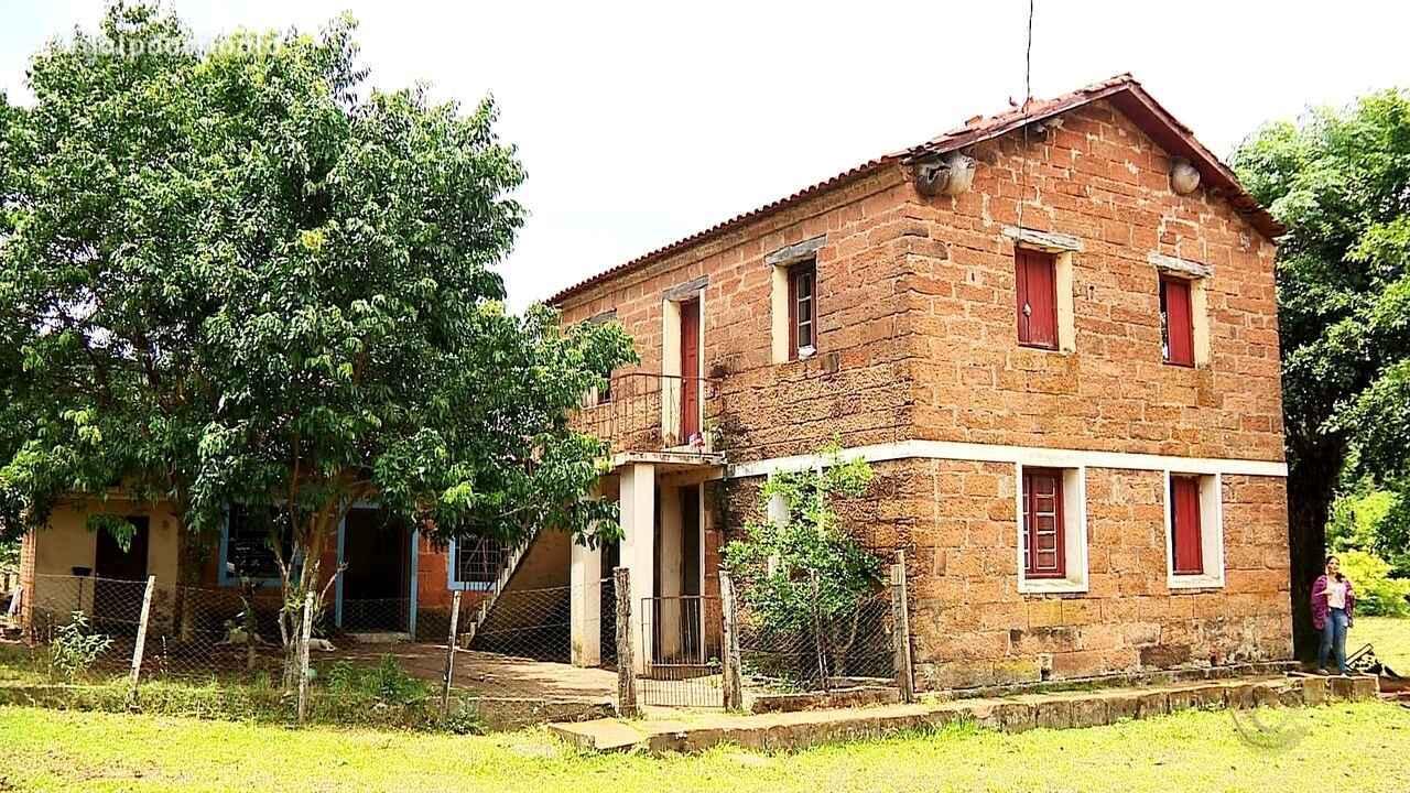 Shana Müller visita a cidade de Ivorá, na região da Quarta colônia