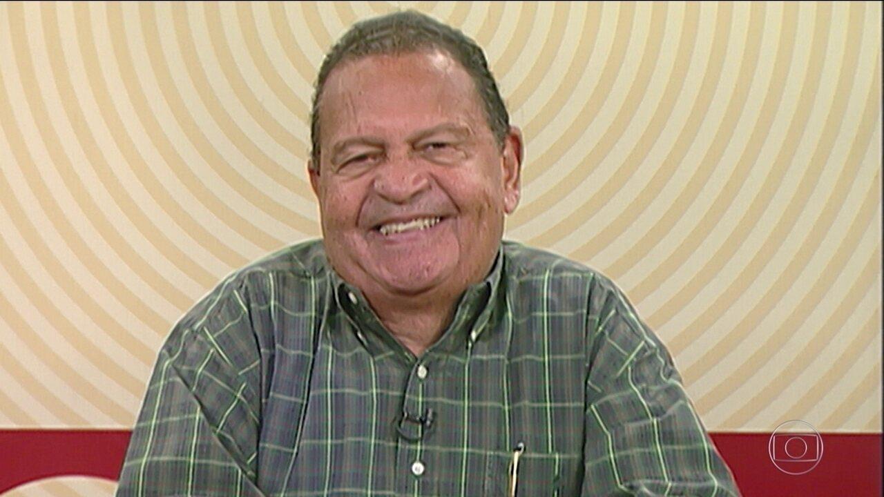 Morre, aos 87 anos, o comentarista Sérgio Noronha