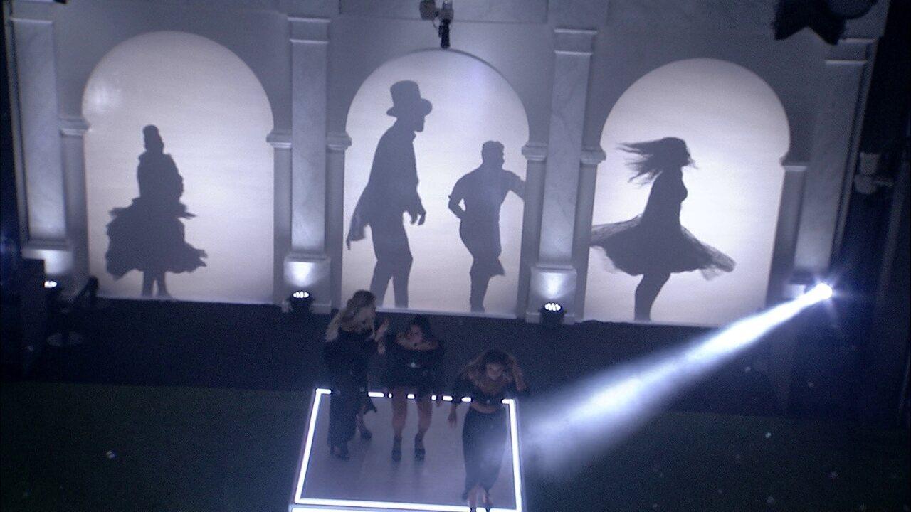 Sisters copiam dançarinos e se divertem na primeira festa do BBB20