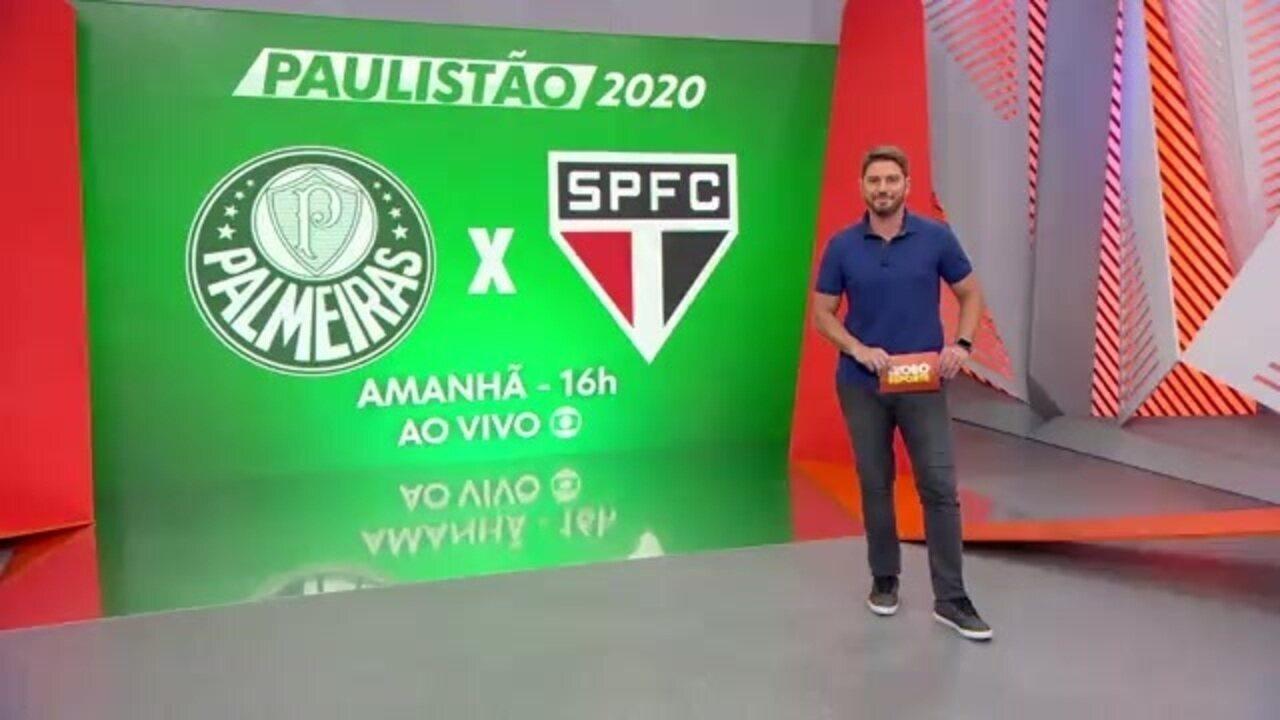 Fernando Diniz prepara São Paulo para clássico com Palmeiras