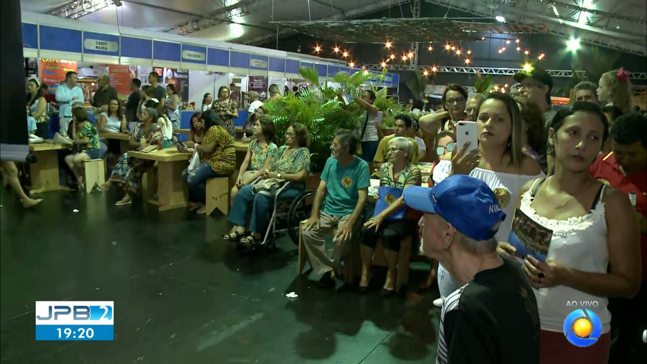 Festa de Cabaceiras é lançada no Salão do Artesanato