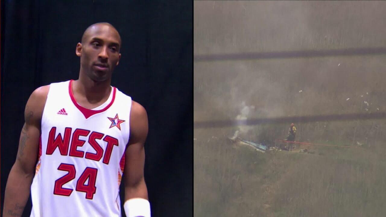 Conheça a trajetória do astro do basquete Kobe Bryant