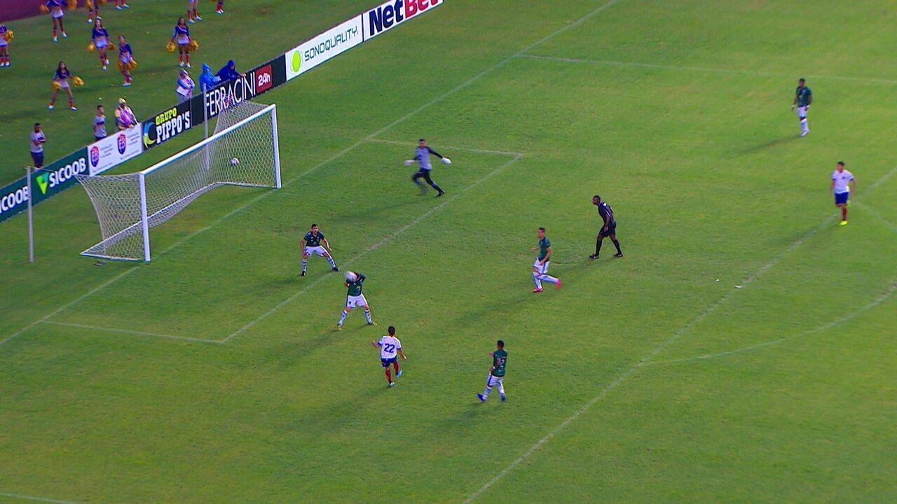Melhores momentos: Bahia 2 x 0 Vitória da Conquista pela 2ª rodada do Campeonato Baiano