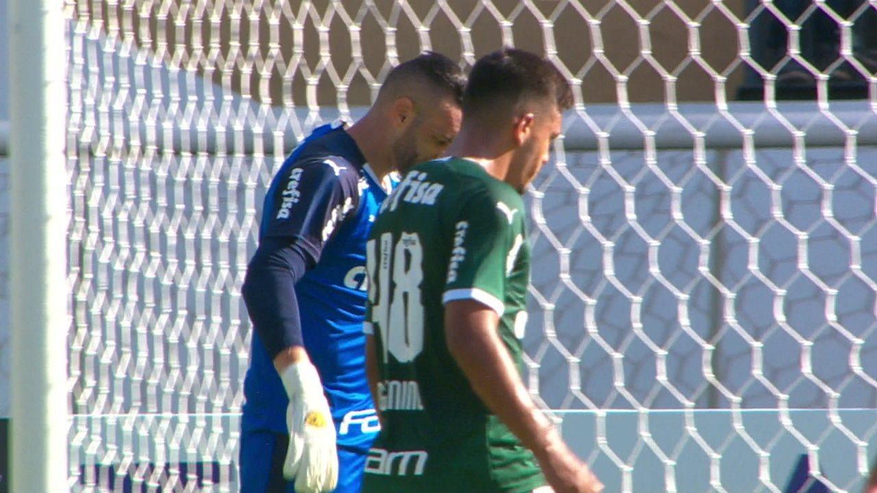 Melhores momentos de Palmeiras 0 x 0 São Paulo, pelo Campeonato Paulista 2020