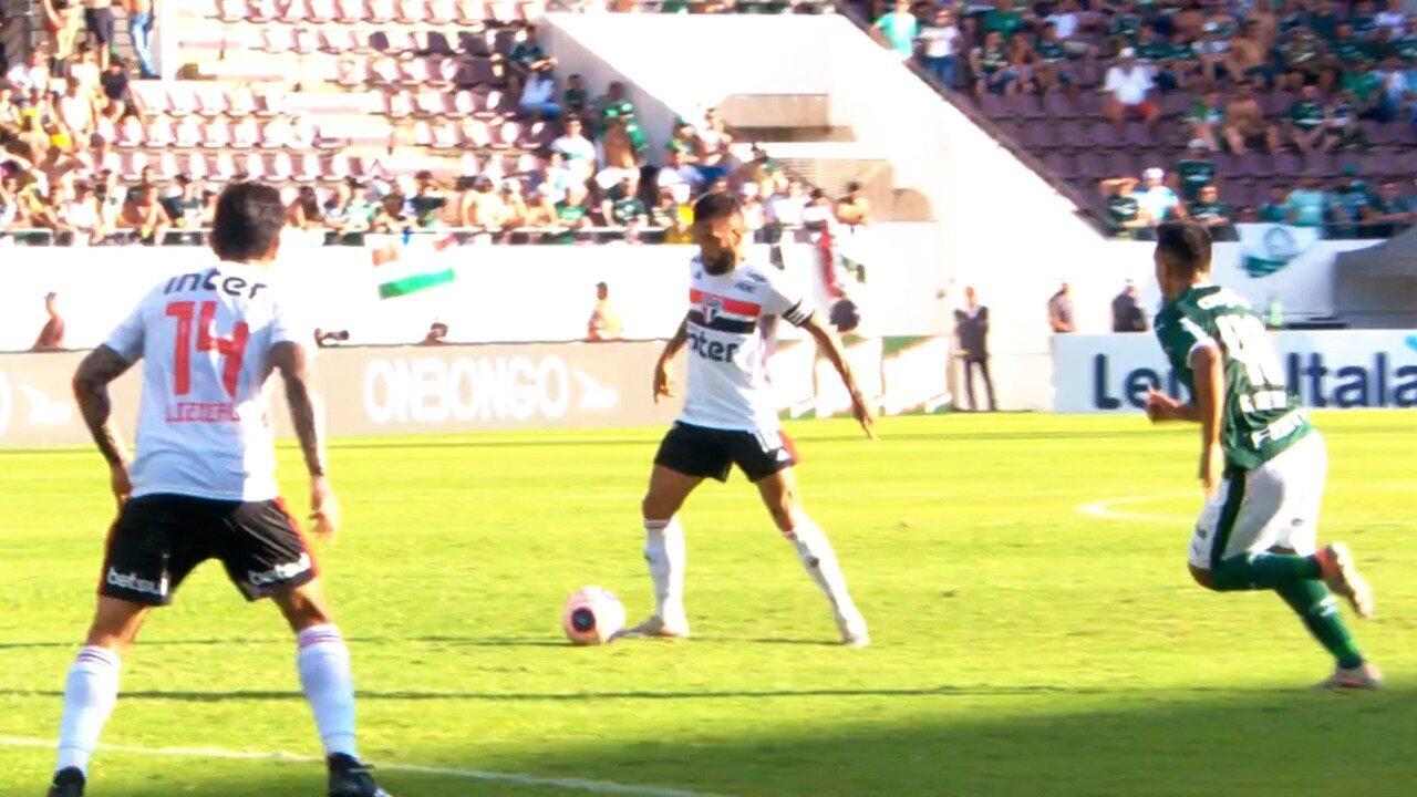 Melhores momentos de Palmeiras 0 x 0 São Paulo, pelo Campeonato Paulista