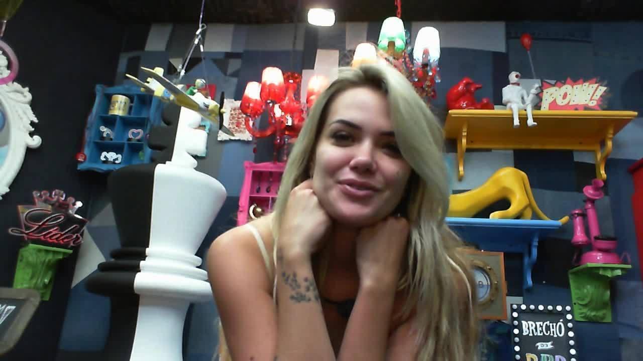 Raio-X BBB20: Marcela - 27/01