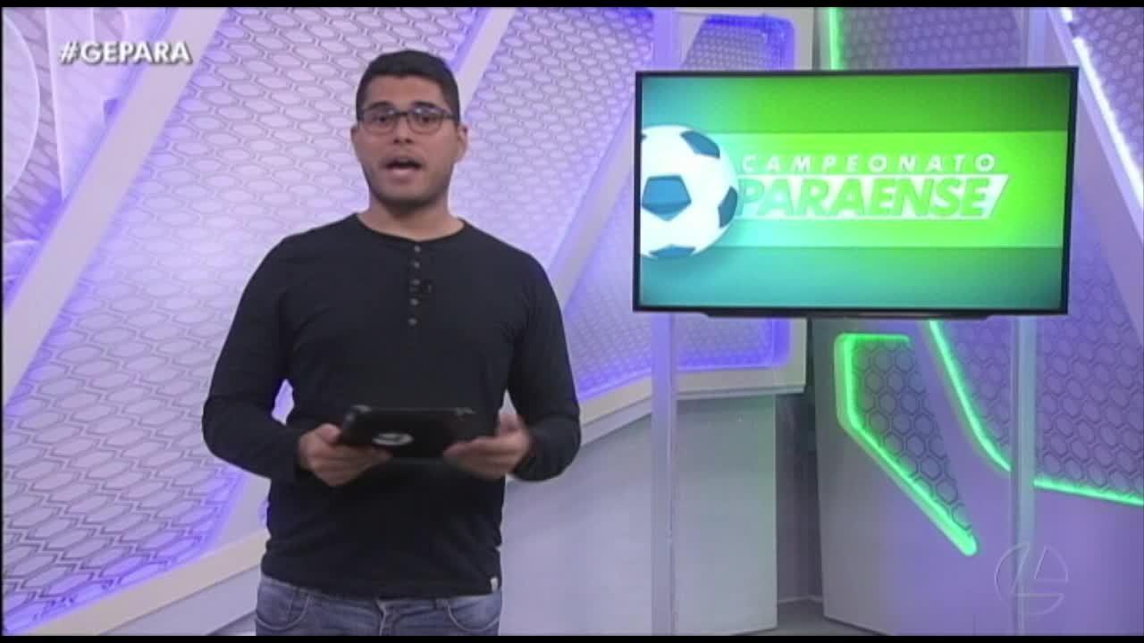 Veja a íntegra do Globo Esporte Pará desta segunda-feira, dia 27