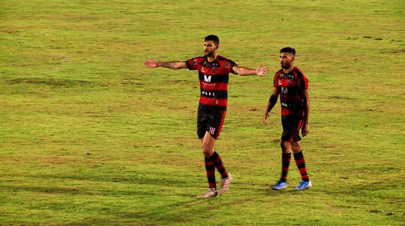 Os gols de Timon-PI 2 x 2 Flamengo-PI pela terceira rodada do Campeonato Piauiense