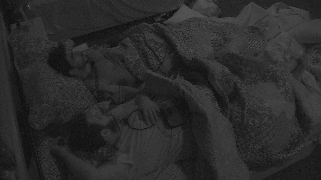 Guilherme sobre relação na casa: 'Eu não estou com pressa'