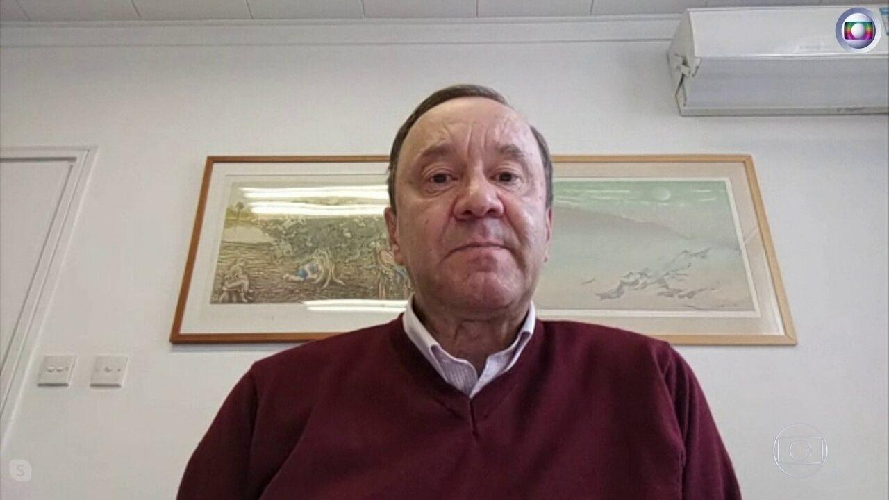 Embaixador brasileiro na China diz que há preocupação especial com estudantes no país