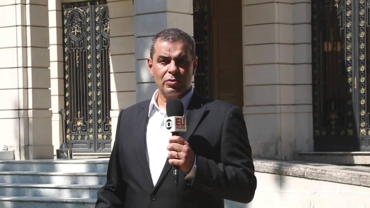 Luis Fernando Correia comenta o problema do coronavírus e seu impacto nos Jogos Olímpicos