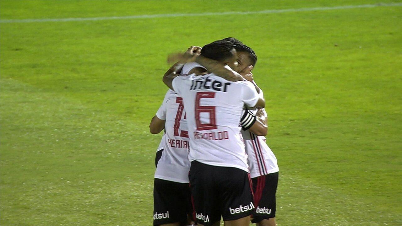 Melhores momentos de Ferroviária 1 x 2 São Paulo pela 3ª rodada do Campeonato Paulista
