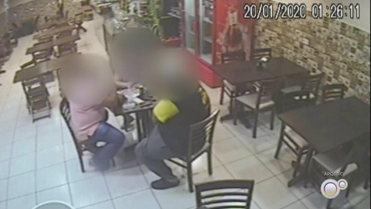 Suspeito que invadiu e deixou dois baleados em lanchonete é preso em Boituva