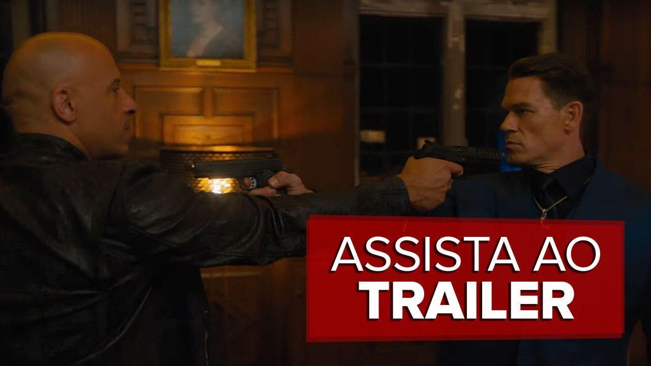 'Velozes e furiosos 9' ganha 1º trailer; ASSISTA