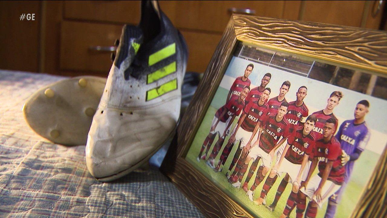 Esporte Espetacular mostra como estão famílias e investigações do incêndio no Ninho do Urubu