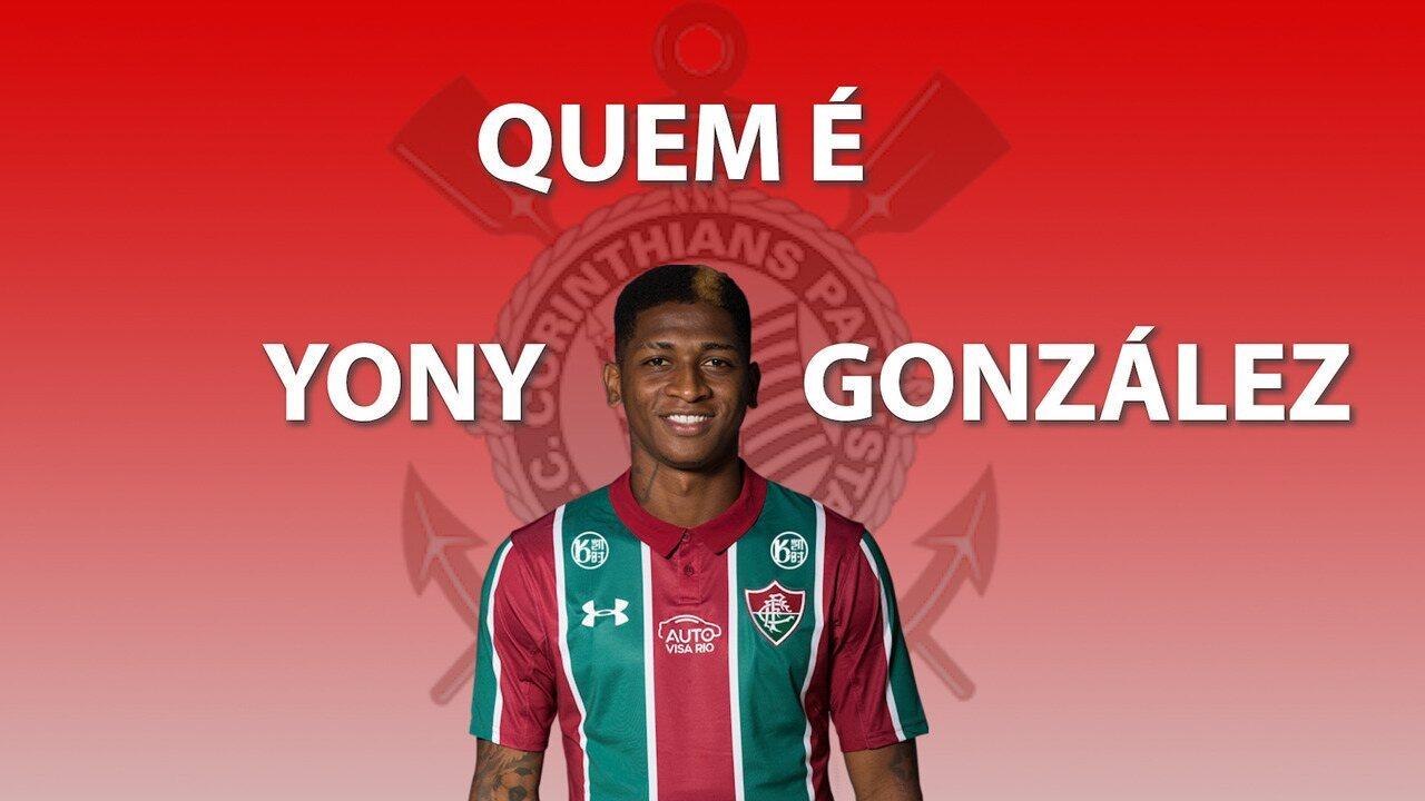 Conheça Yony González, destaque do Fluminense e possível novo reforço do Corinthians